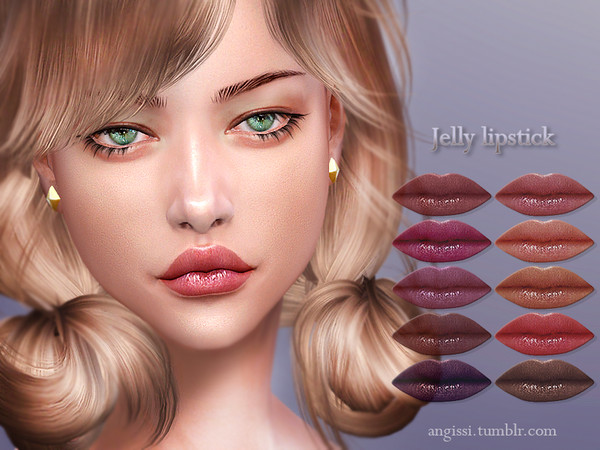 Jelly lipstick by ANGISSI
