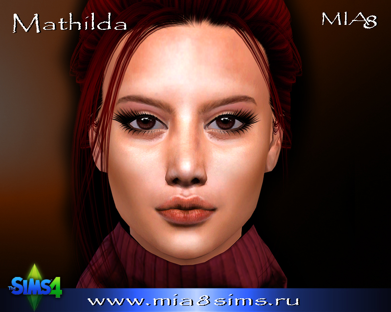 Mathilda by Mia8