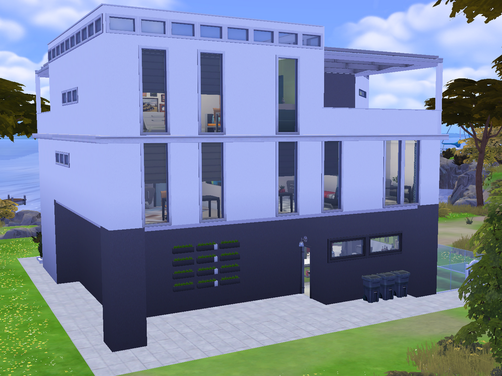 Stylish Modern Dormitory