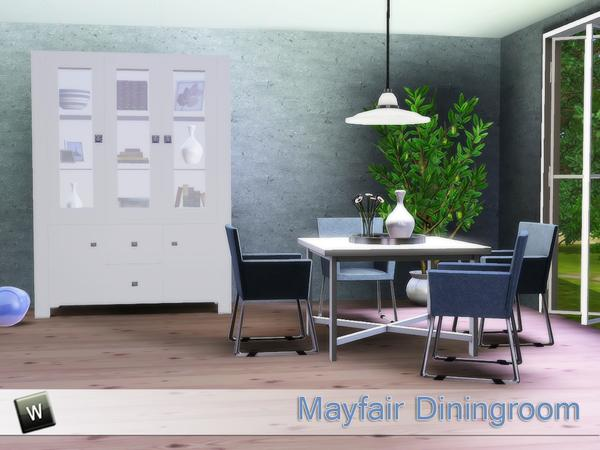 Mayfair Dining by Angela