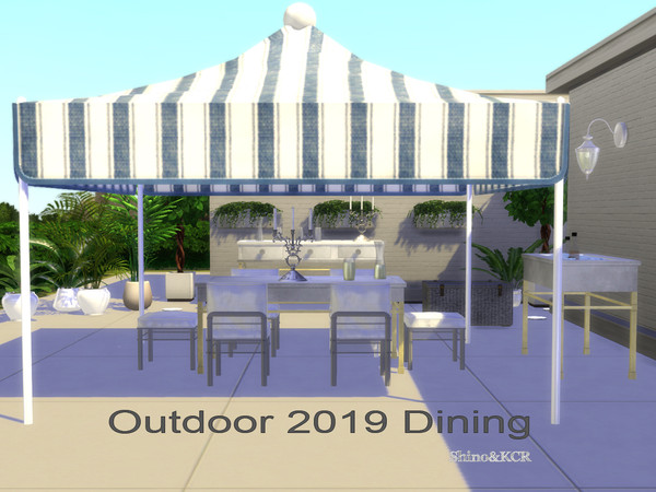 Dining Outdoor 19 by ShinoKCR