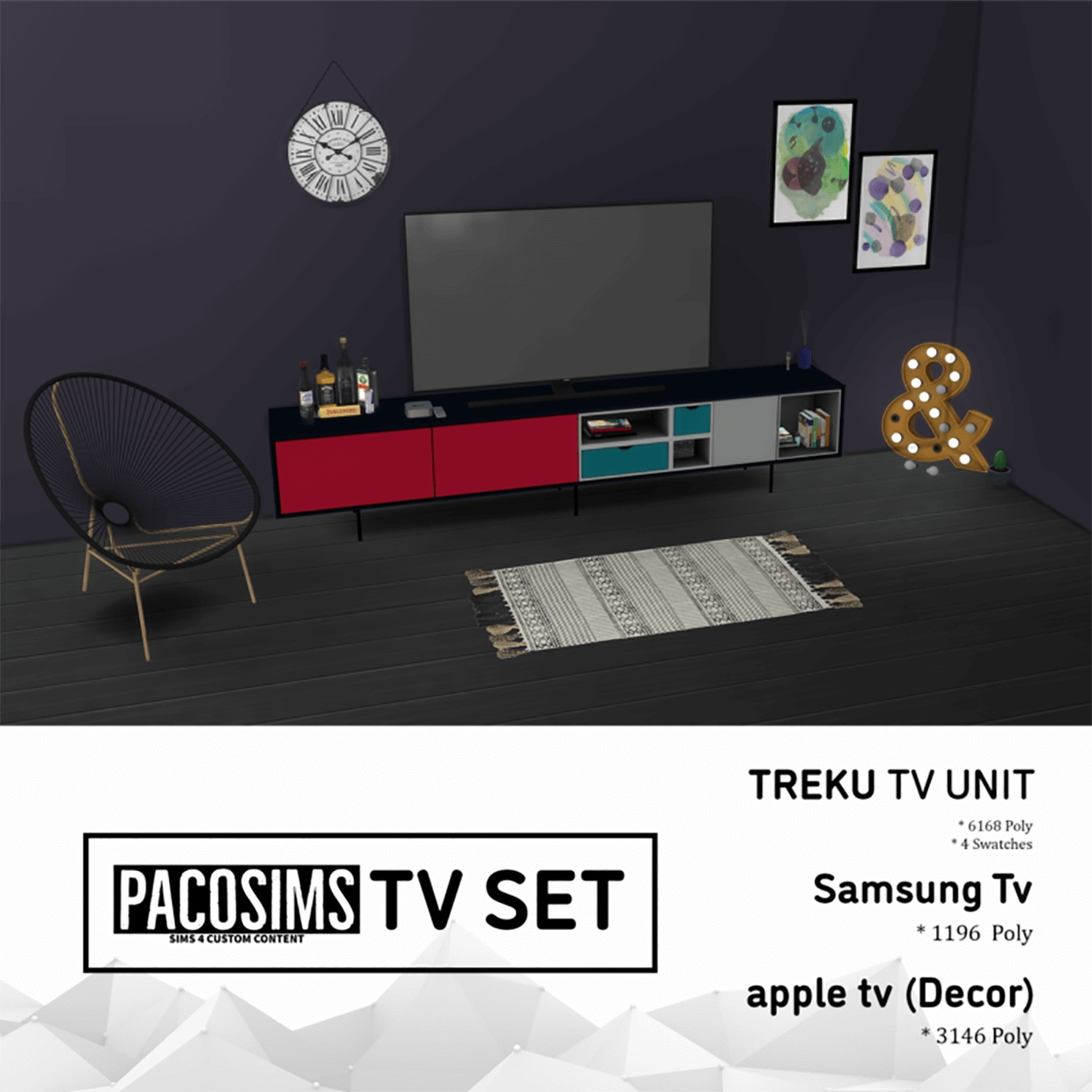 Tv set by PacoSims