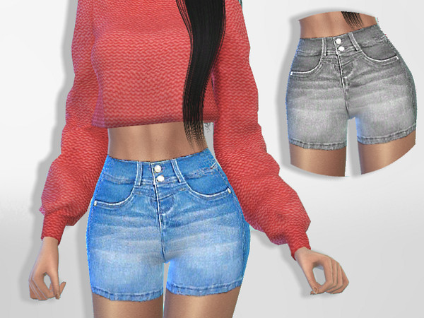Saly Shorts by Puresim