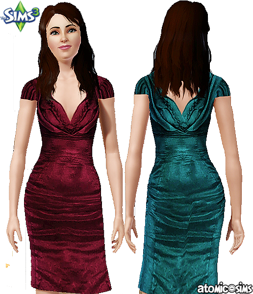 Pernilles pages adult formal 002 conversion by Atomic-sims