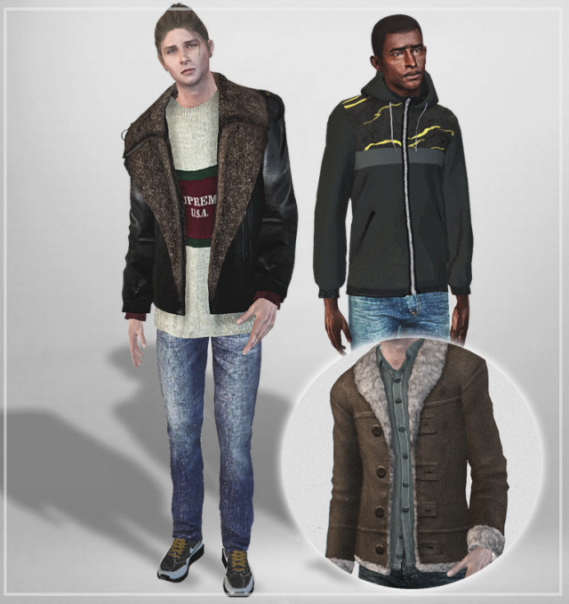 Male clothing conversion mini dump by jesod-sims