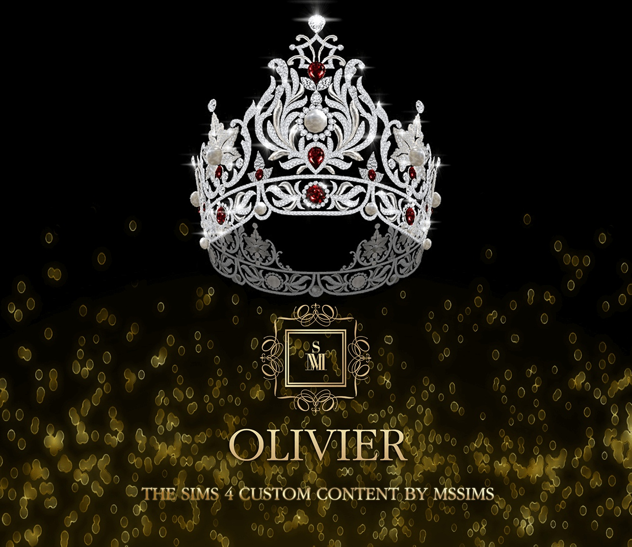 Olivier Crown by MSSIMS