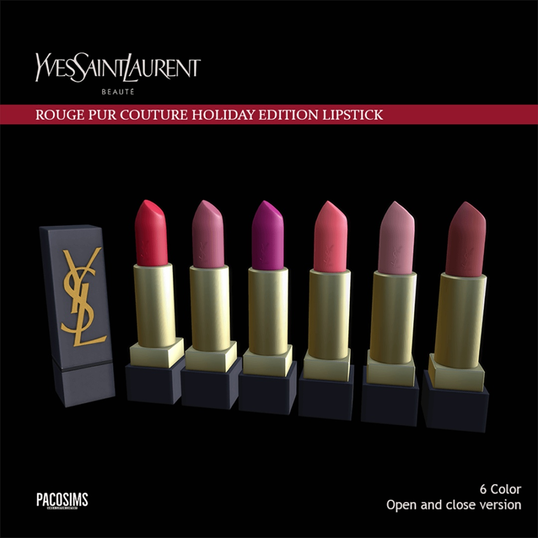 Ysl beauty by PacoSims
