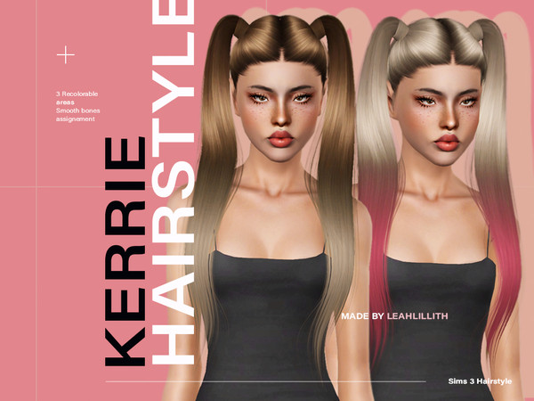 Kerrie Hair by Leah Lillith