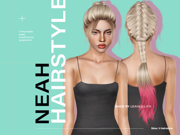 Neah Hair by Leah Lillith