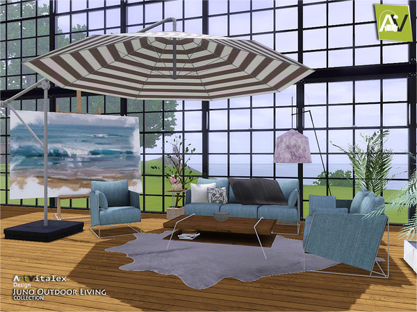 Juno Outdoor Living by ArtVitalex