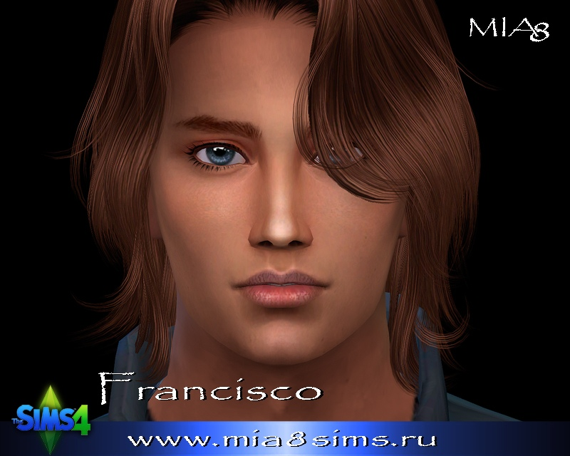 Francisco by Mia8