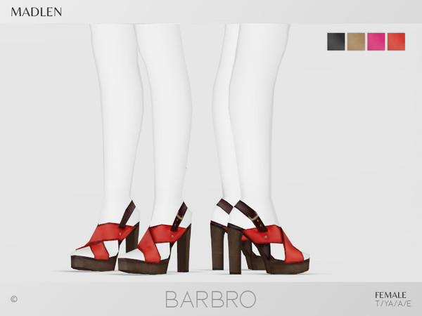 Madlen Barbro Shoes by MJ95