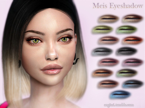 Meis Eyeshadow by ANGISSI