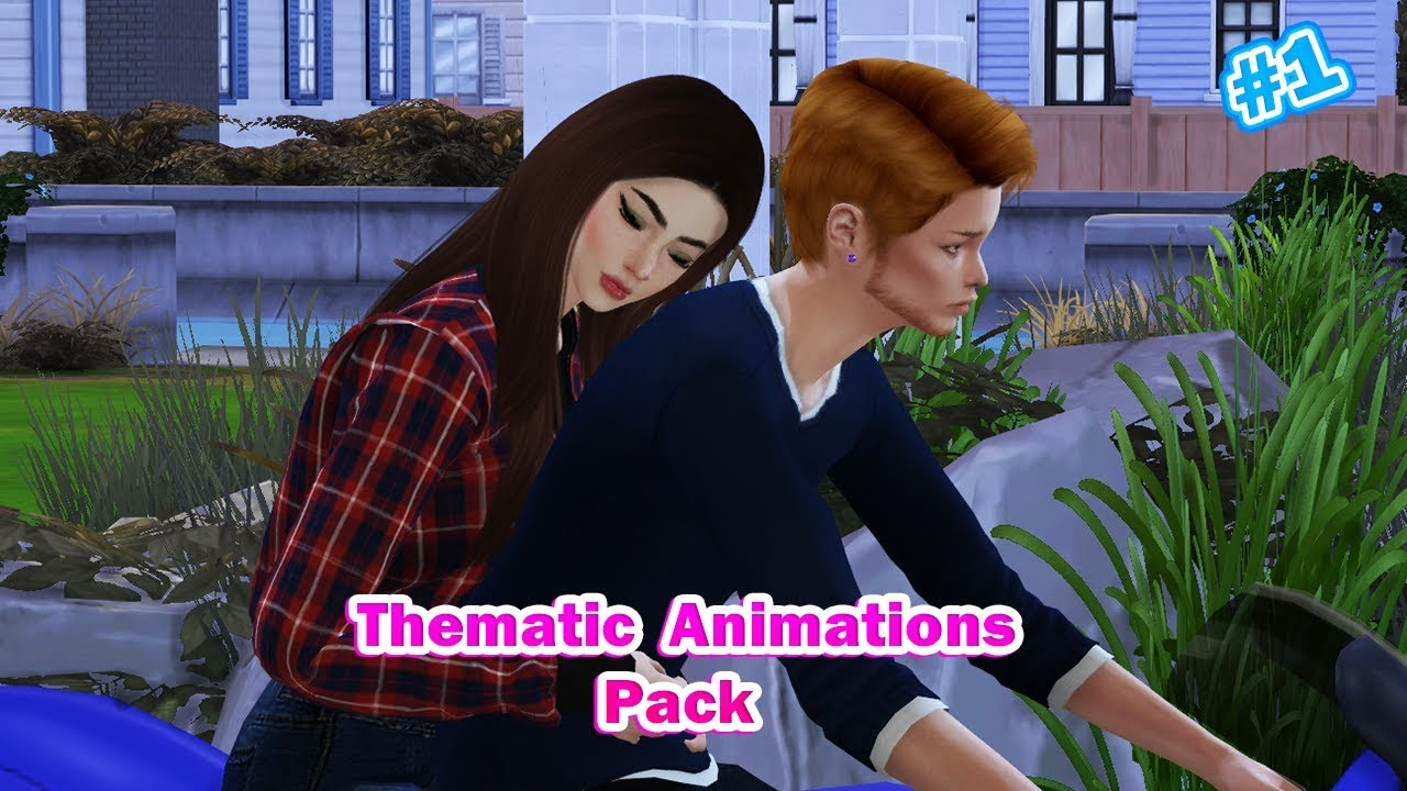 Thematic Animations pack 1 от ExpressiveGirl