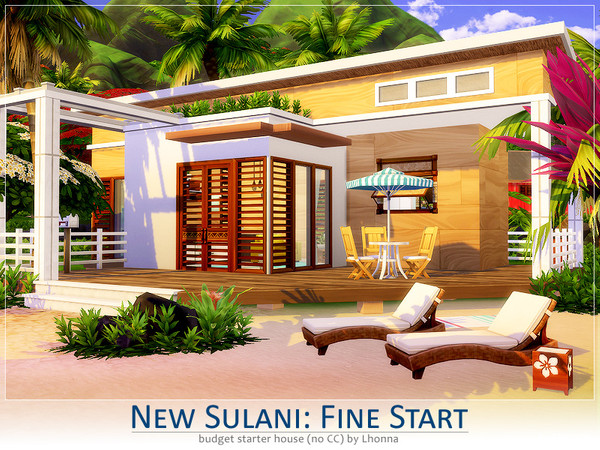 New Sulani: Fine Start by Lhonna