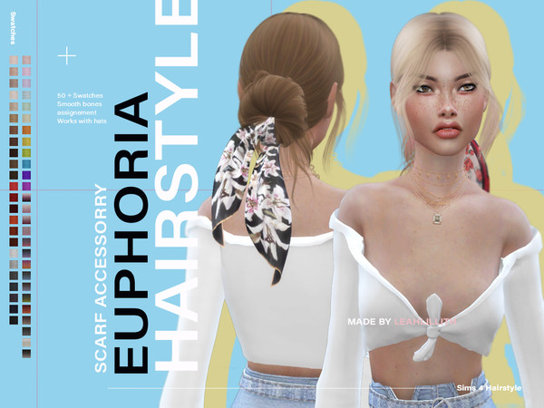 Euphoria Hair Set by Leah Lillith