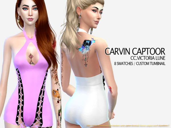 CC.Victoria Lune by carvin captoor