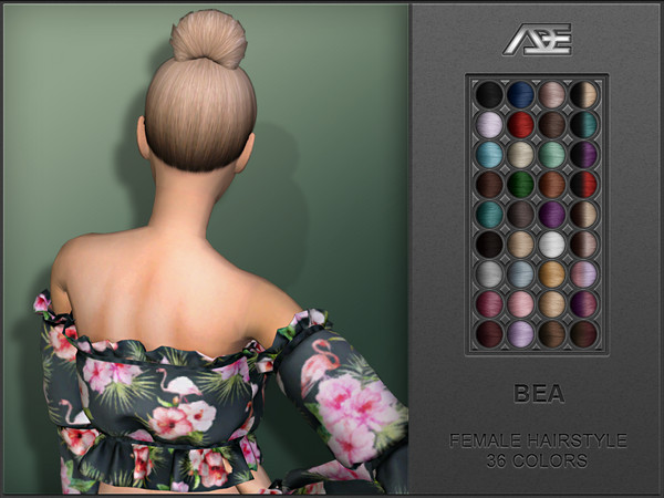 Bea (Hairstyle) by Ade_Darma