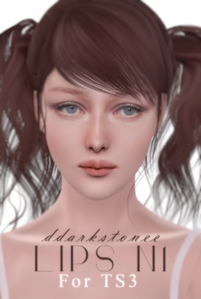 LIPS N1 FOR TS3 by Ddarkstonee