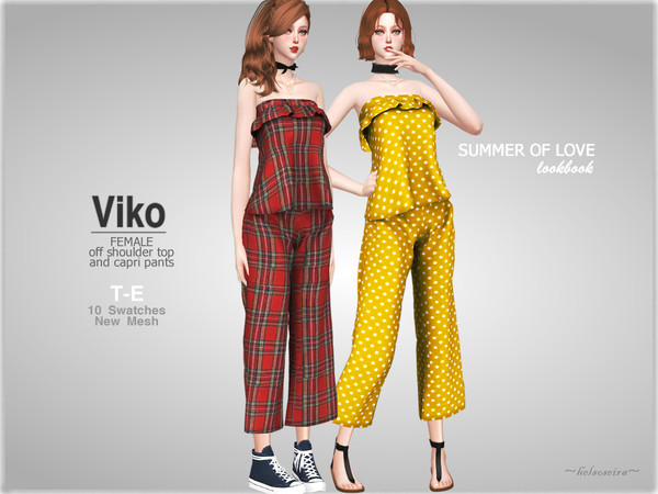 VIKO - Outfit by Helsoseira