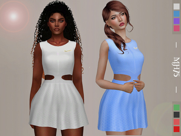 S4 Serena Wimbledon Dress by Margeh-75