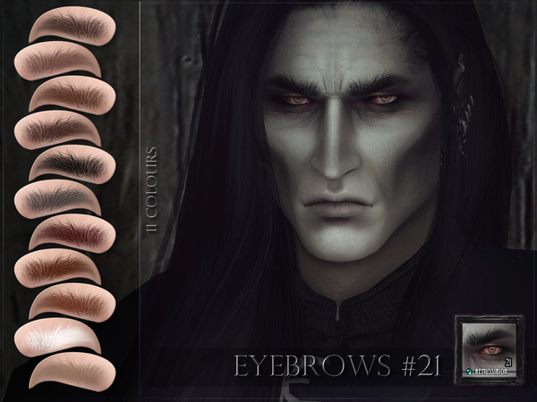 Eyebrows 21 by RemusSirion