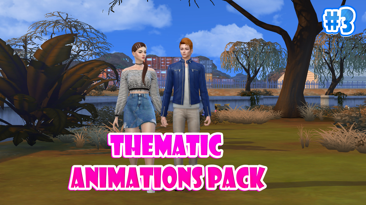Thematic Animations pack 3 by ExpressiveGirl
