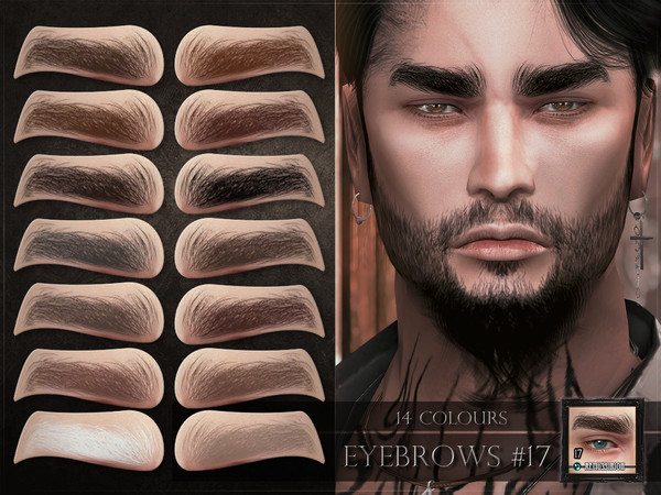 Eyebrows 17 by RemusSirion