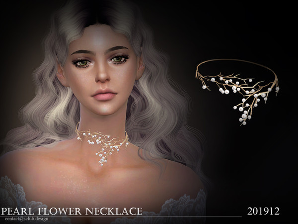 S-Club ts4 LL Necklace 201912
