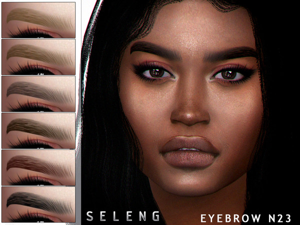 Eyebrows N23 by Seleng