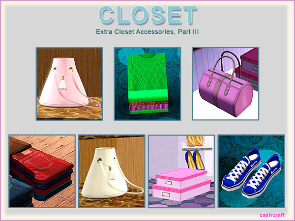 Closet Part 3 by cashcraft