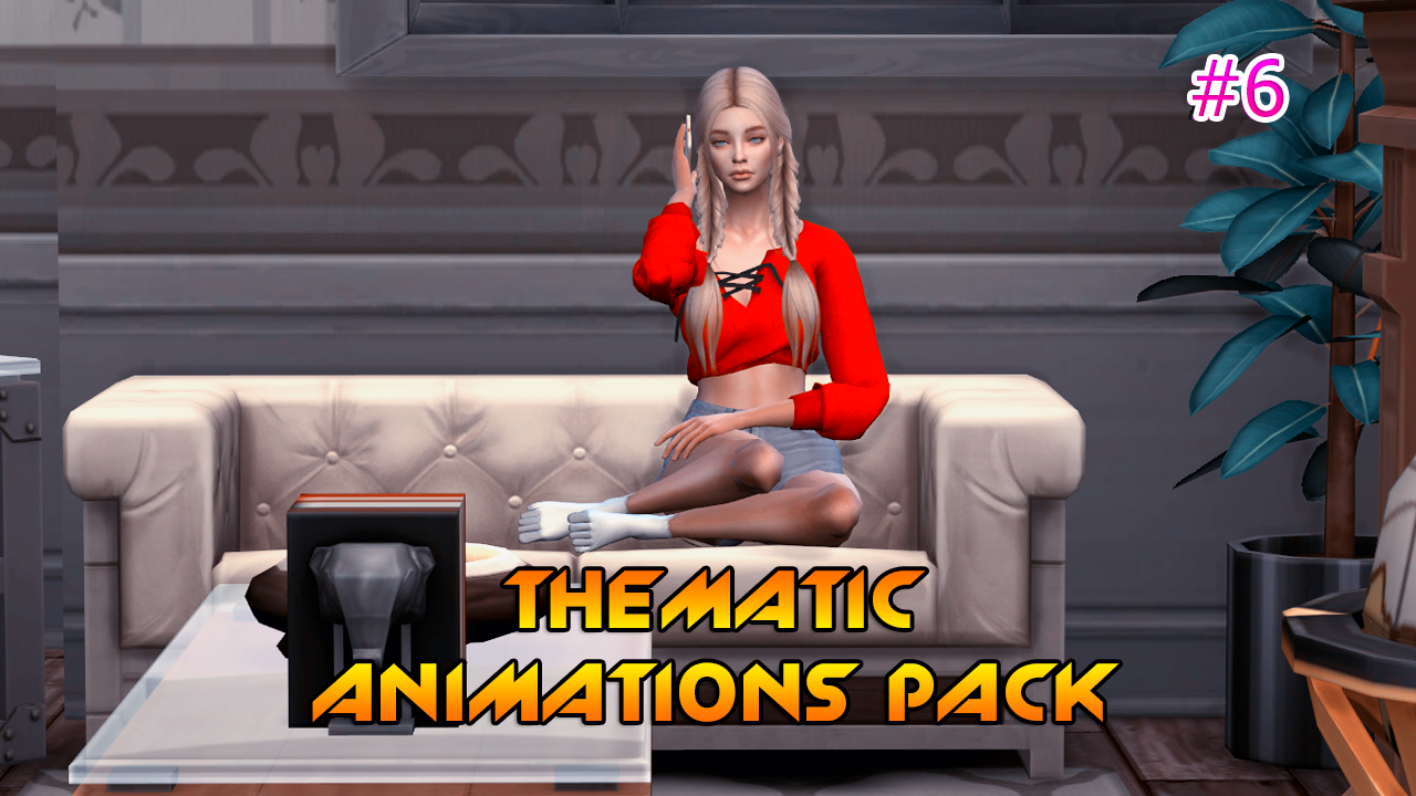 Thematic Animations pack 6 by ExpressiveGirl
