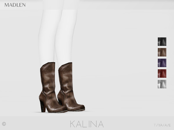 Madlen Kalina Boots by MJ95