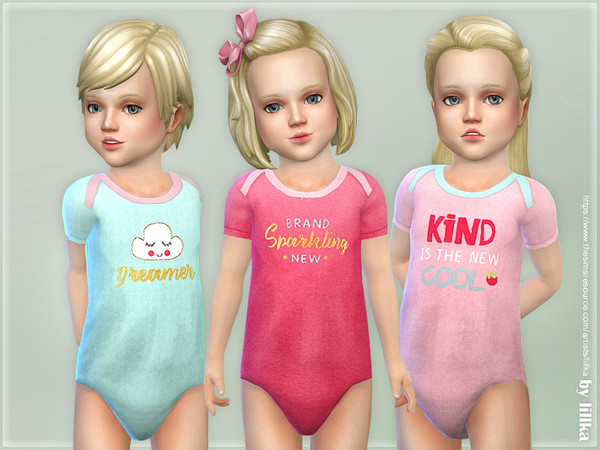 Toddler Onesie by lillka
