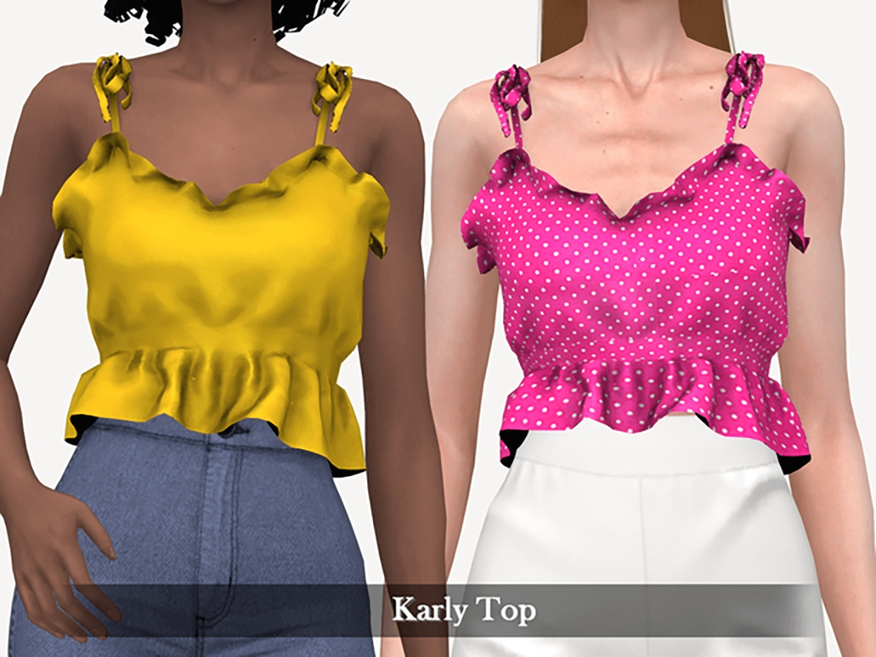 Karly Top by Grafity-CC