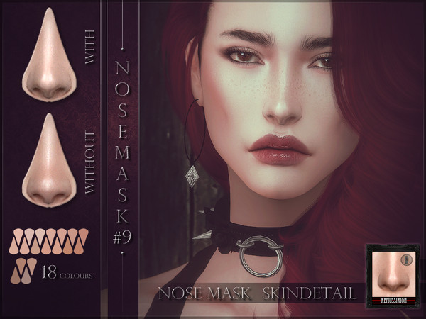 Nosemask 09 by RemusSirion