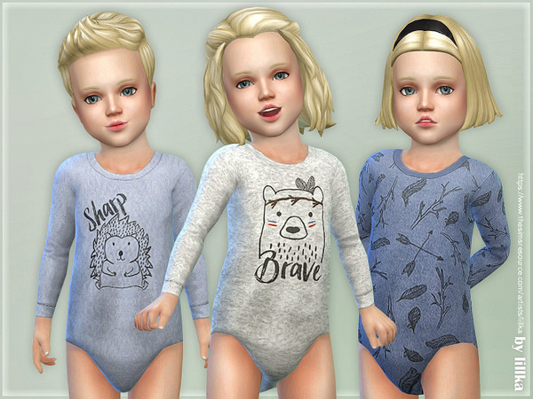 Toddler Onesie 02 by lillka
