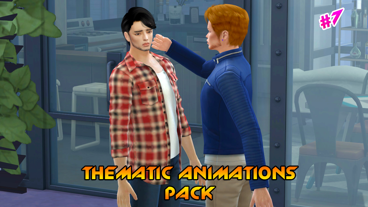 Thematic Animations pack 7 by ExpressiveGirl