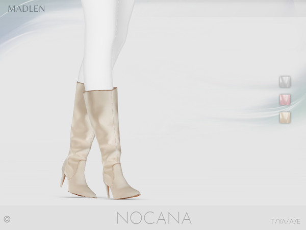 Madlen Nocana Boots by MJ95