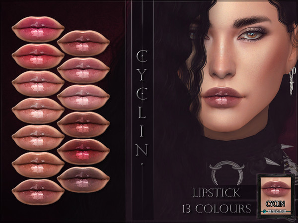 Cyclin Lipstick by RemusSirion