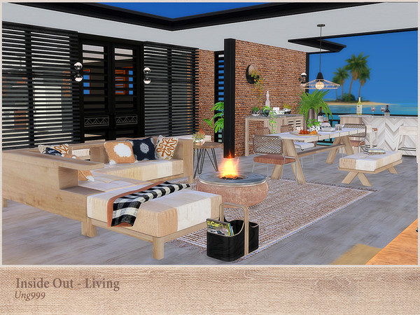 Inside Out Living by ung999