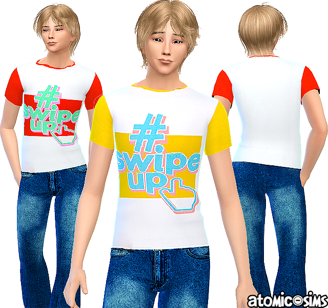 Simply street style for boys by Atomic-sims