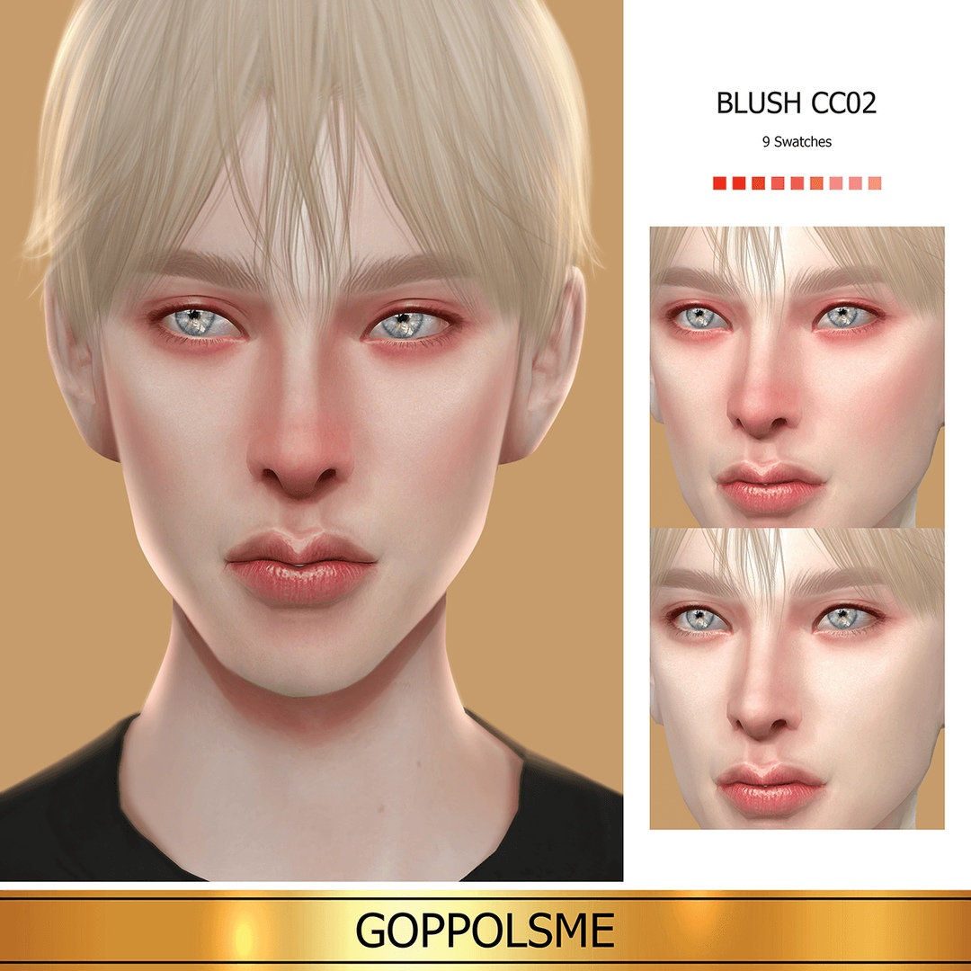 Blush CC02 by GoppolsMe