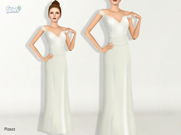 Florance Gown by pizazz