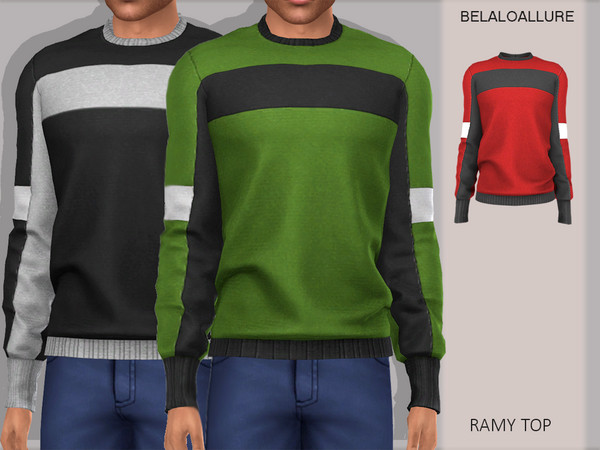 Ramy top by belal1997
