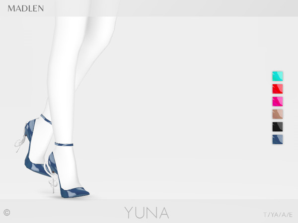 Madlen Yuna Shoes by MJ95