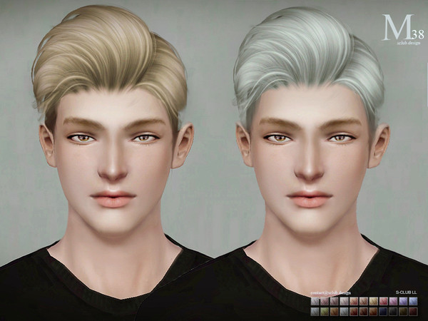 ts3 hair n48 by S-Club