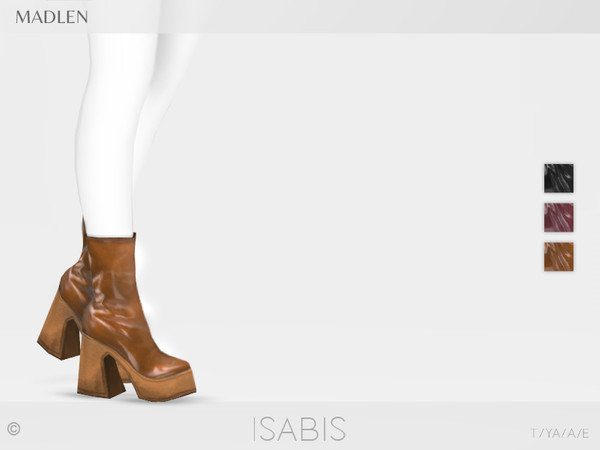 Madlen Isabis Boots by MJ95