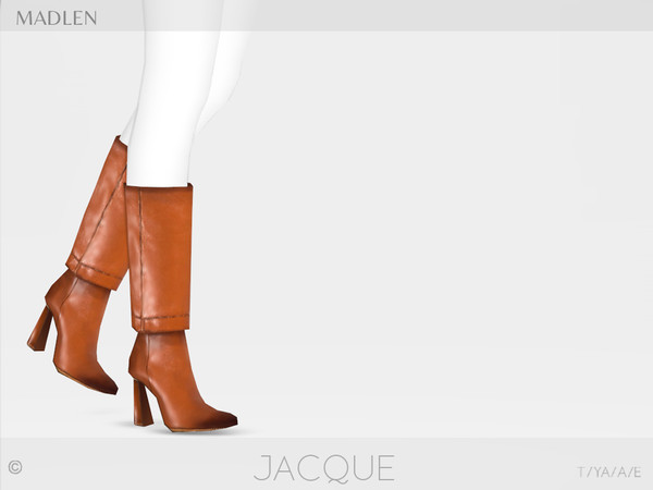 Madlen Jacque Boots by MJ95