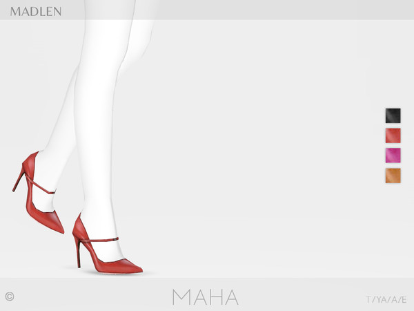 Madlen Maha Shoes by MJ95